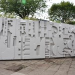 New Town Reclaimed: Cumiskey Wall Reliefs 2018