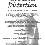 Somatic Distortion, Ireland 4th-5th Oct.